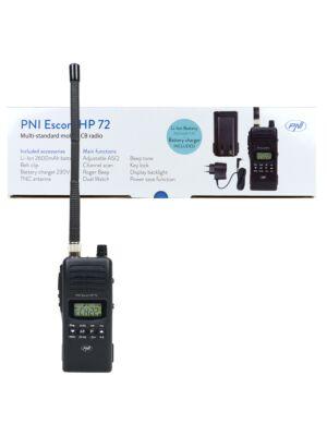 Prenosna radijska postaja HP 72 Escort HP 72