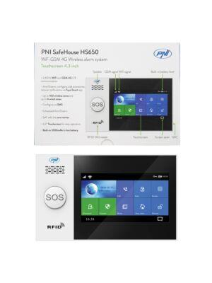 Brezžični alarmni sistem PNI SafeHouse HS650