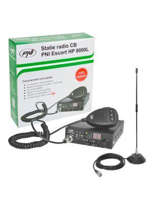 CB PNI ESCORT HP 8000L ASQ Radio Station Kit